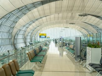 3 největší letiště na světě – která to jsou