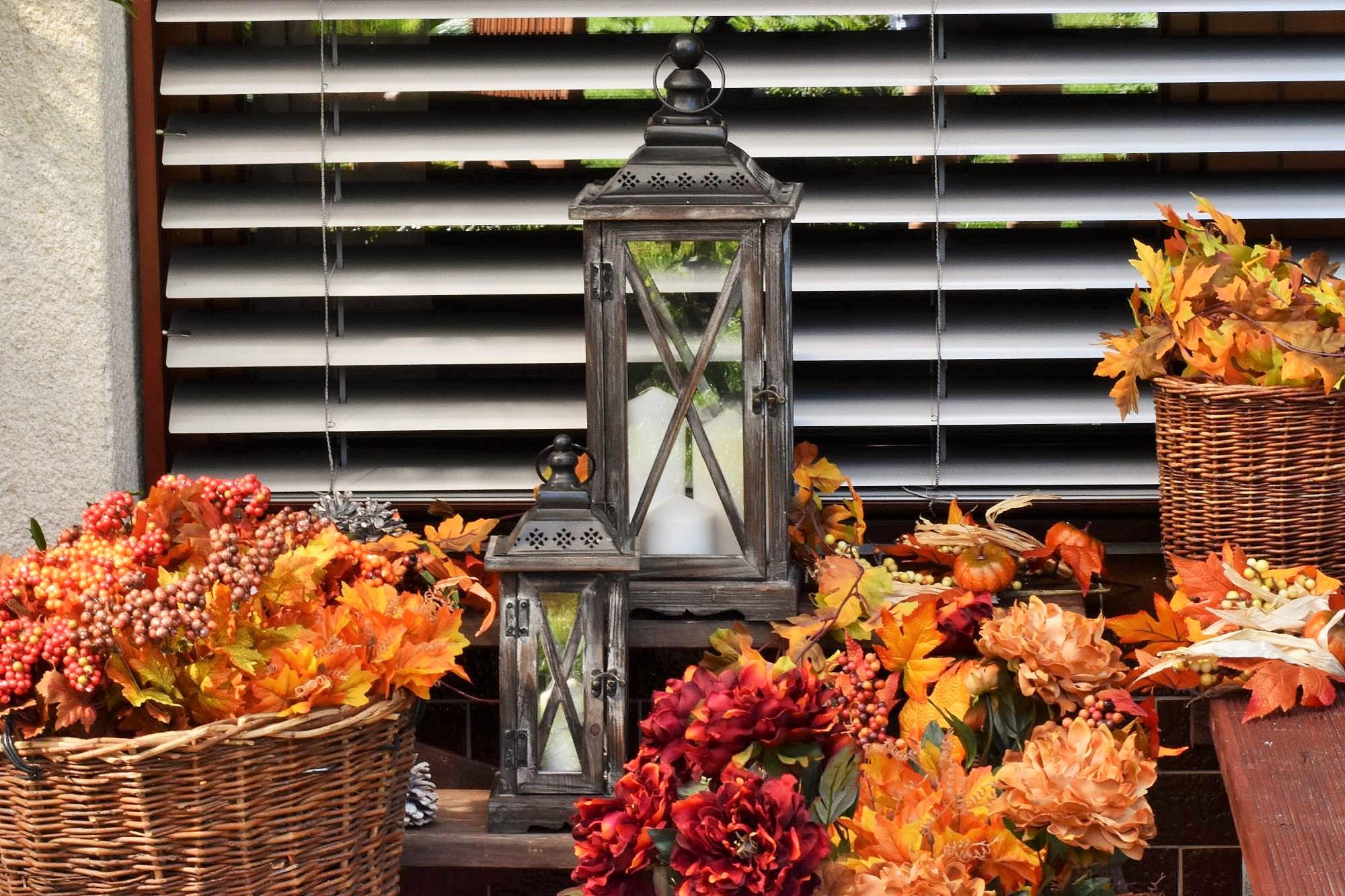 Vylaďte si v duchu přicházejícího podzimu své domovy