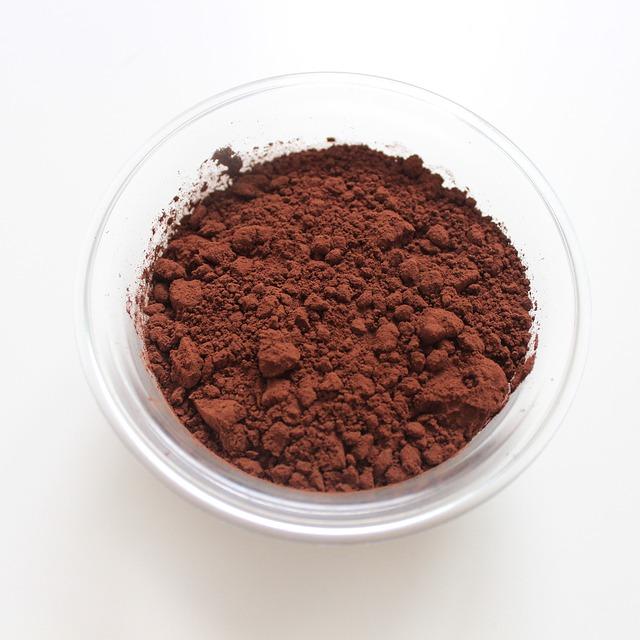 Domácí kakaová pleťová maska