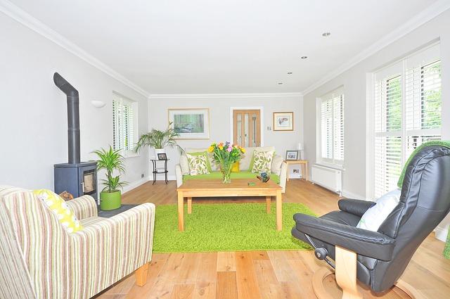Kusový koberec oživí každý interiér