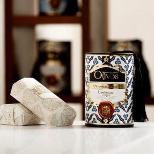 Originální dárek na Valentýna – mýdlo Olivos