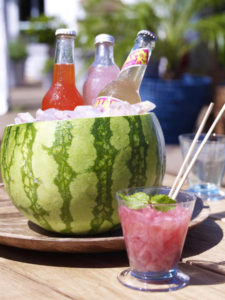 nápady z melounu