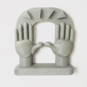 3D otisk ruk